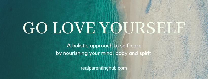 GO LOVE YOURSELF